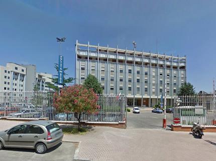 La sede della Questura, della Polizia di Stato e della Stradale in viale della Repubblica ad Ascoli Piceno