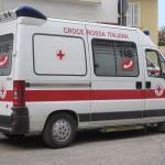 Ambulanza della Croce Rossa Italiana, 118