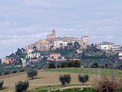 Veduta panoramica di Monteprandone