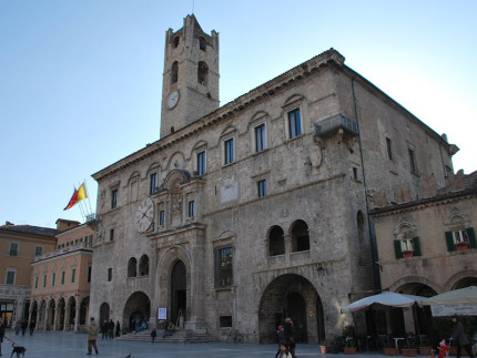 Palazzo dei Capitani del popolo di Ascoli Piceno