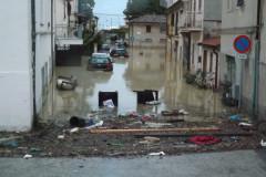 Alluvione a Senigallia il 3 maggio 2014