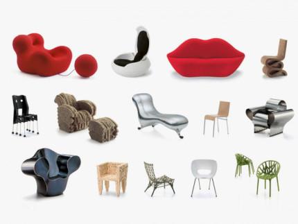 Eu unuopera creativa in cui si sono cimentati i designer e gli architetti pi famosi e le aziende - Sedie di design famosi ...