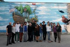 L'Arlecchino del Centro teatrale Senigalliese nel carcere di Marino del Tronto