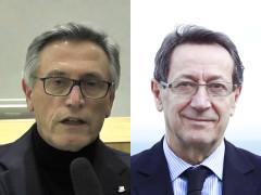Paolo Perazzoli e Pasqualino Piunti