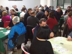 Una tappa del torneo provinciale di burraco a squadre, ad Ascoli Piceno