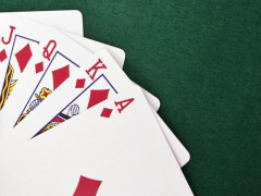 carte e gioco d'azzardo