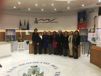 La celebrazione a San Benedetto del Tronto della Giornata internazionale della donna