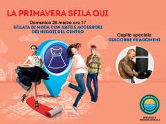 Sfilata di Primavera al Centro Commerciale Ipersimply Grottammare con ospite Giacobbe Fragomeni