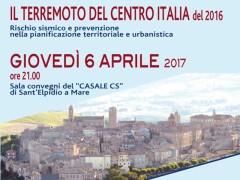 Convegno a Sant'Elpidio a Mare sul terremoto del centro Italia del 2016