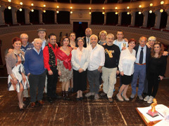 teatro, rassegna teatrale, spettacolo teatrale, dialetto