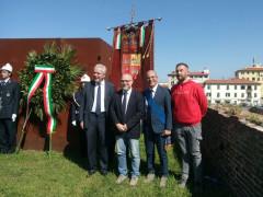 La Provincia ascolana alla commemorazione della tragedia del traghetto Moby Prince a Livorno