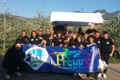 L'impegno per la frazione terremotata di Pretare arriva anche da Rovereto Sul Secchia (Modena) grazie all'associazione Monte Vettore