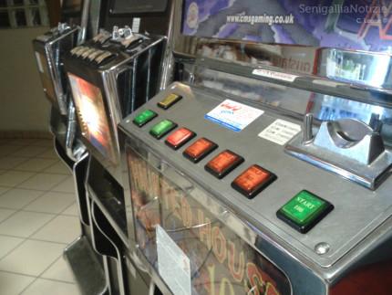 Slot machines, videopoker, gioco d'azzardo