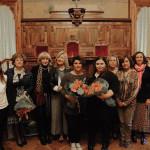"""La cerimonia di premiazione ad Ascoli Piceno della 16° edizione del concorso di prosa e poesia """"I Colori delle Donne"""""""