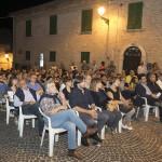 Il pubblico giunto per Gherardo Colombo a Monteprandone per l'ottava edizione di Piceno d'Autore