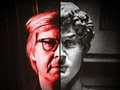 Vittorio Sgarbi porta in scena un viaggio su Michelangelo