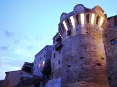 Il Vecchio Incasato a Grottammare, il paese alto