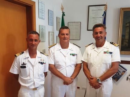 Alessio Morelli, Francesco Saverio Ferrara e Gennaro Pappacena