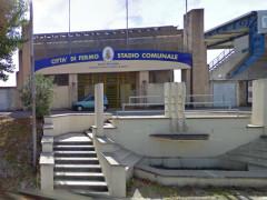Lo stadio Bruno Recchioni di Fermo