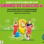 Torneo di calcio a 6 al Centro Commerciale Ipersimply Grottammare