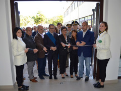 """Ascoli Piceno, inaugurato l'ampliamento dell'Istituto """"Mazzocchi"""""""