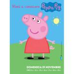 Peppa Pig al Centro Commerciale Ipersimply Grottammare - locandina