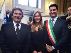Fernando Gabrielli, Maria Elena Boschi, Stefano Stracci