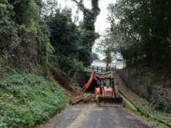 Lavori di ripulitura a Grottammare