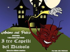 """Spettacolo teatrale """"I tre capelli del diavolo"""" in scena a Monteprandone"""