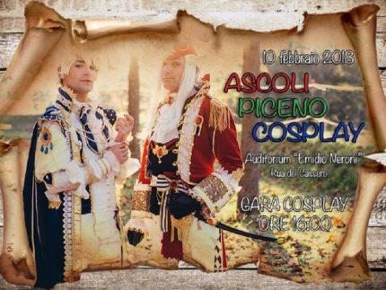 Ascoli Piceno Cosplay