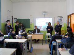 Incontro tra studenti e Capitaneria di Porto a San Benedetto
