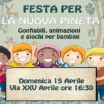 Evento in pineta a Grottammare