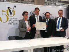 Premiazione Vinitaly