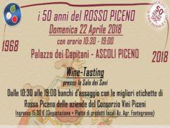 Celebrazione 50 anni del Rosso Piceno