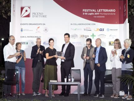 """Premiazione festival """"Piceno d'Autore"""""""