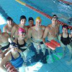 Corso di nuoto tenutosi a Grottammare
