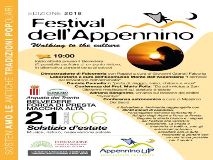 Festival dell'Appennino a Forca di Presta