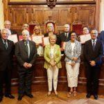 Premiazione nuovi Maestri del Lavoro
