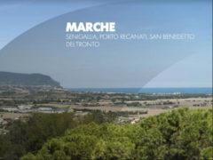 Le Marche nella brochure di Trenitalia dedicata alle spiagge