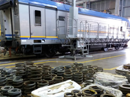 Officine Trenitalia di Ancona