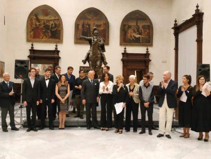 Premiazione a cura della Fondazione Mauro Crocetta
