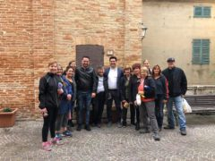 Turisti statunitensi a Monteprandone