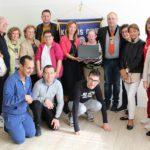 """Computer donati al Centro Educativo e Riabilitativo """"La clessidra"""" di Monteprandone"""