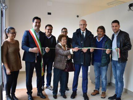 Inaugurazione del nuovo ufficio postale di Monteprandone