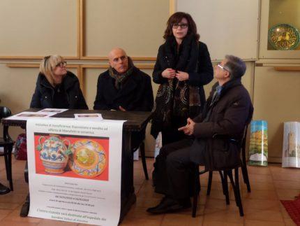 Mostra di ceramica ad Ascoli in favore dell'ospedale pediatrico Salesi