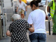 Anziani e badanti