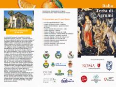 Arancio Biondo del Piceno in mostra a Roma