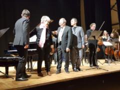 Concerto/omaggio dedicato a Ennio Morricone
