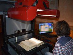 Digitalizzazione dei Codici di San Giacomo