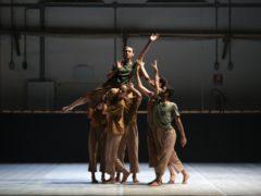 """Spettacolo di danza """"De Rerum Natura"""""""